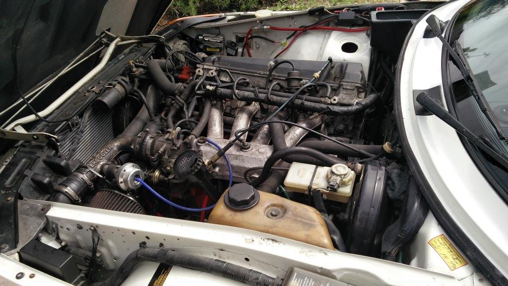 900 classic turbo engine